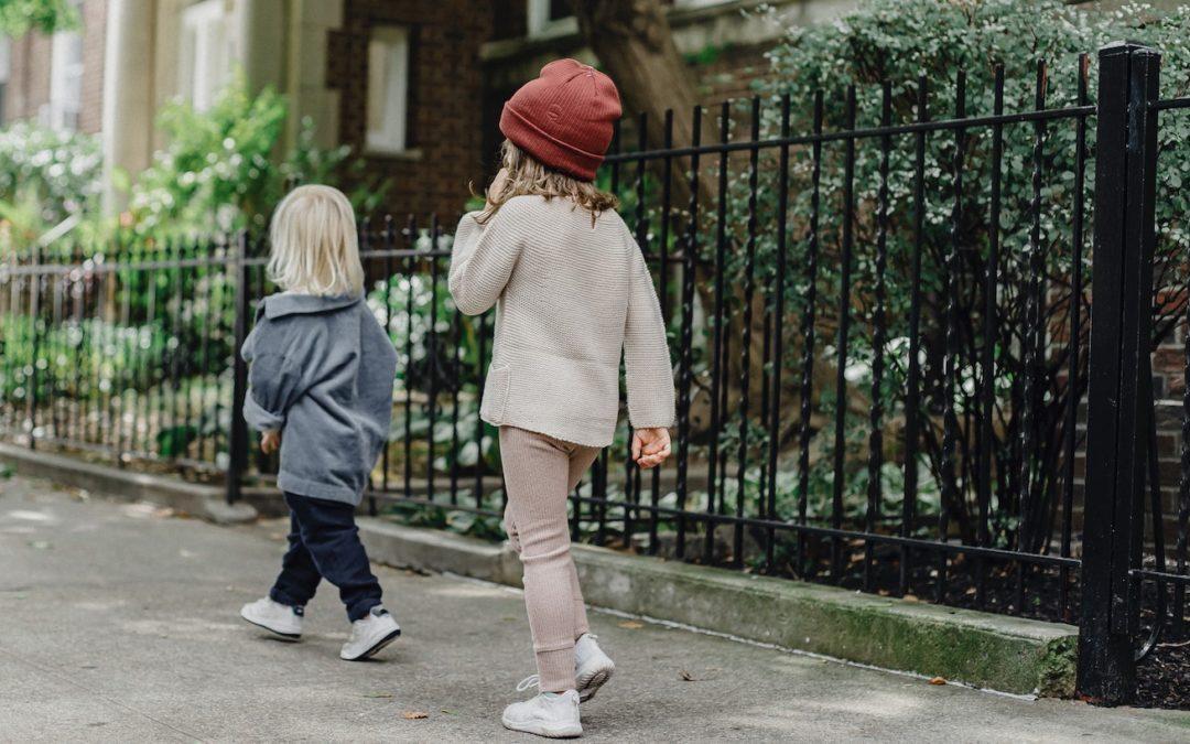 Parallel ouderschap: schotten-methode